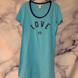 NWOT Victoria's Secret Sleepshirt Gown